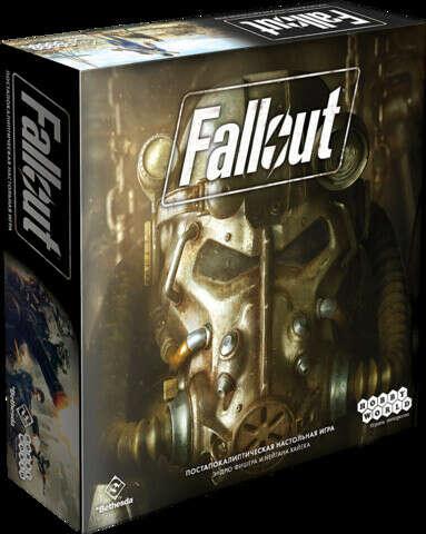 Fallout board game