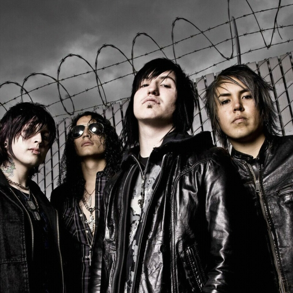 На концерт Escape the fate!