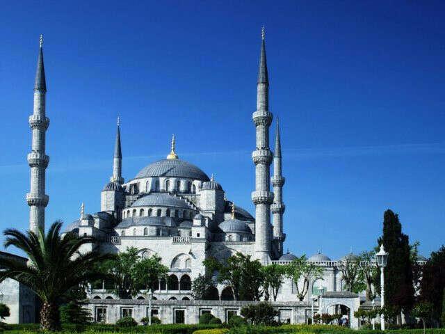 Путишествие по Турции