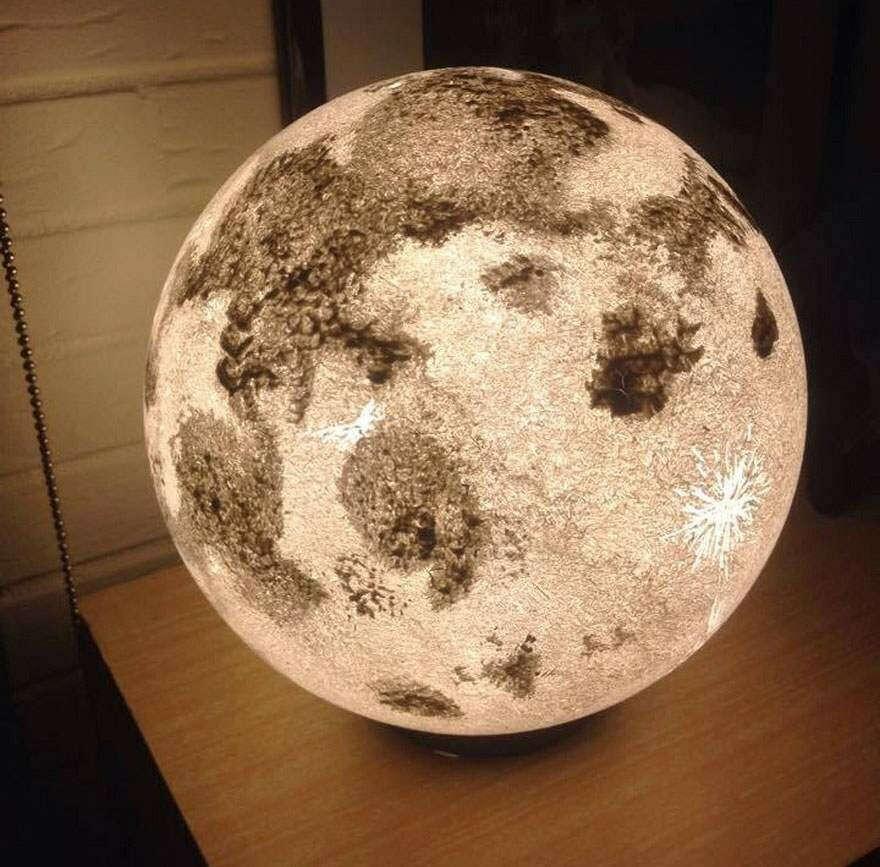 Светильник Луну