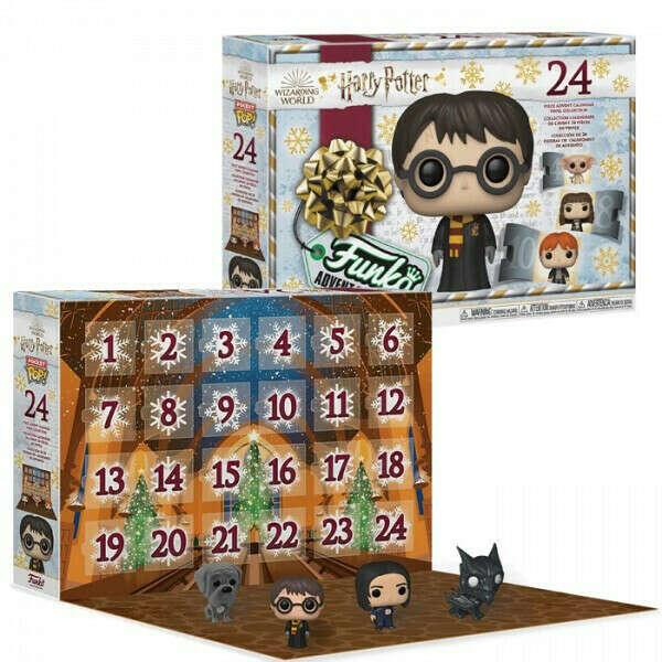 Адвент календарь (Advent Calendar) Гарри Поттер 2021