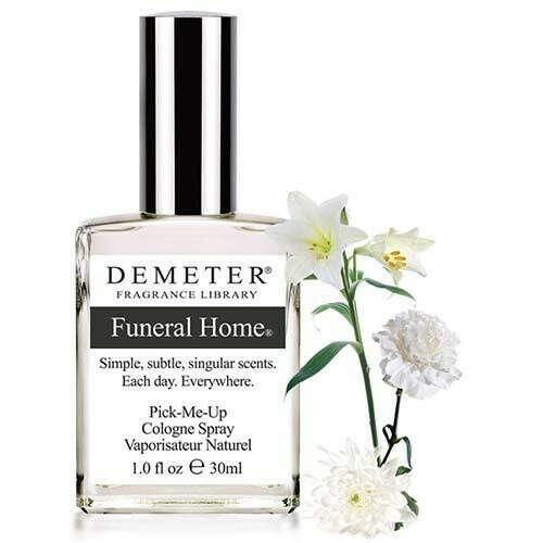 Духи Похоронное бюро (кладбищенский) (Funeral Home) 30 мл DEMETER - купить, цена, фото, видео, доставка   Духи   Женщинам   Интернет магазин JOY BY JOY