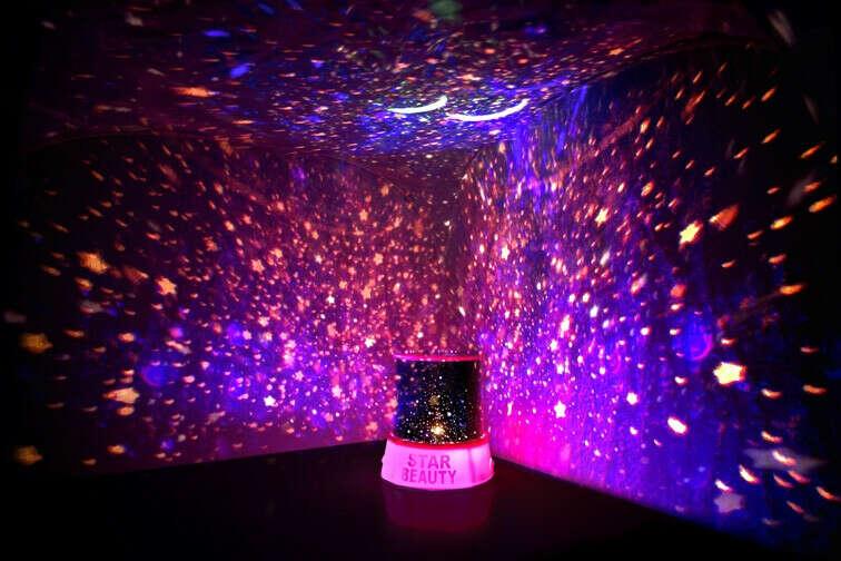 светильник проектор звездного неба