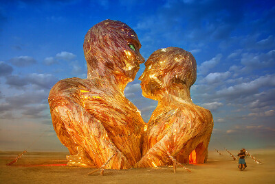 Burning Man, USA Black Rock Desert