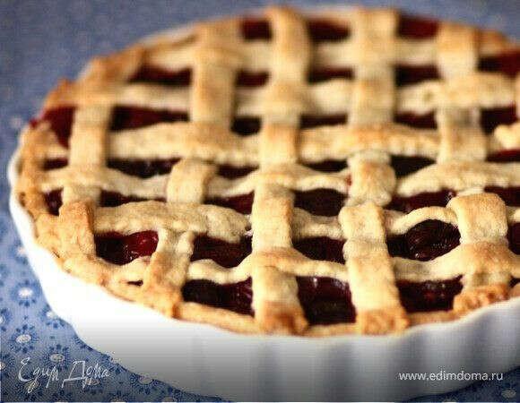 Рецепт необычного пирога и, собственно, сам пирог