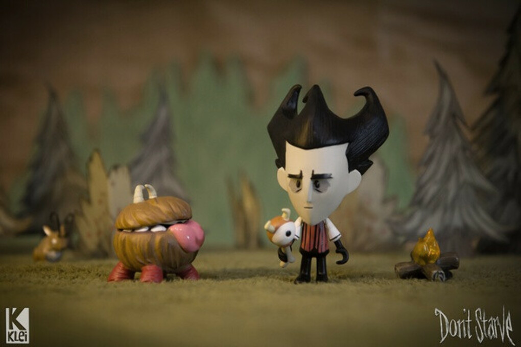 Don't Starve Blind Box Collectable