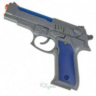 Полицейский пистолет (свет, звук) 21 см, Simba
