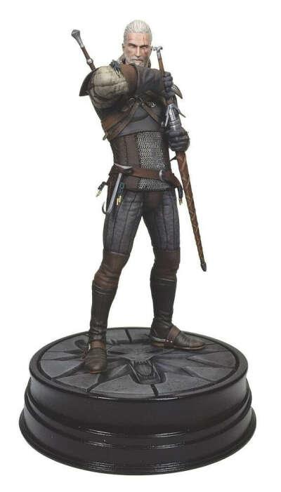 Фигурка Dark Horse Witcher 3 Wild Hunt - Geralt Figure
