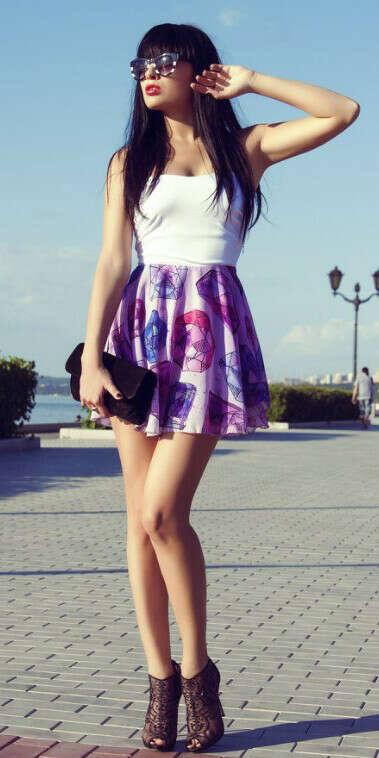 Платье iswag с бриллиантами