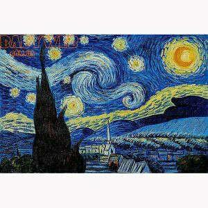 """Набор для рисования """"Звездная ночь. Винсент Ван Гог"""""""