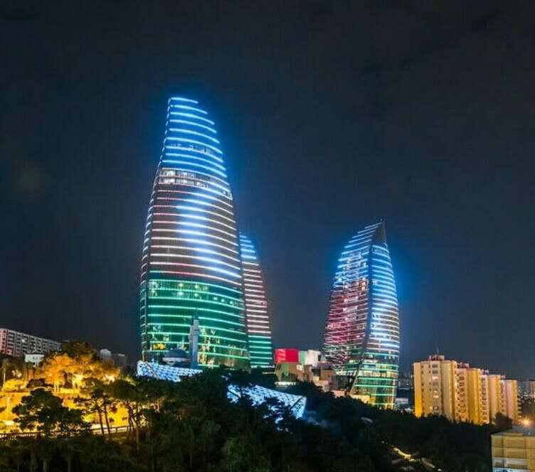 Побывать в Азербайджане