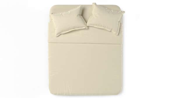 Постельное белье Askona, цвет: Крем-брюле