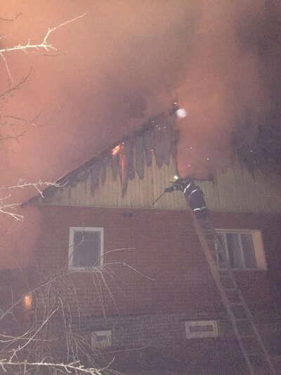 Отремонтировать дом после пожара