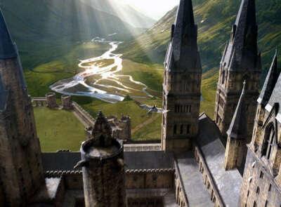 Побывать в местах съемок Гарри Поттера