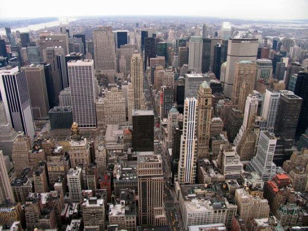 Слетать в Нью-Йорк