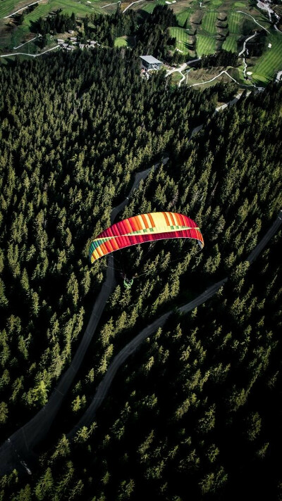 Летать на параплане