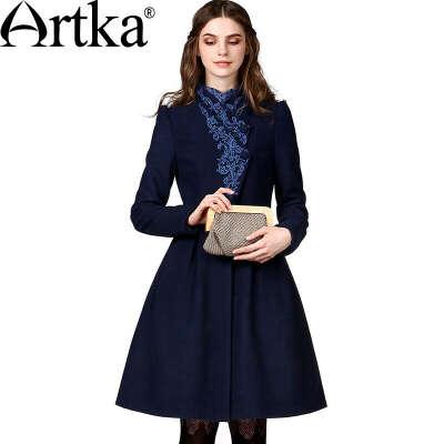 Oригинальное пальто