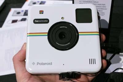 Полароид или принтер мини моментальной печати от Polaroid