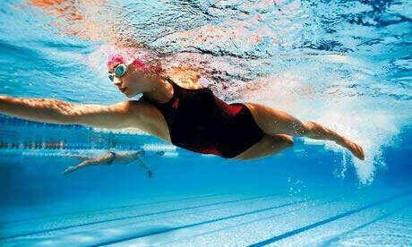 Научиться плавать длинные дистанции (LEARN SWIMMING)