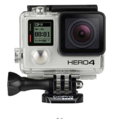 GoPro Hero 4 Black Edition
