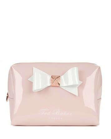 LEDA - Wash bag with bow detail - Ted Baker