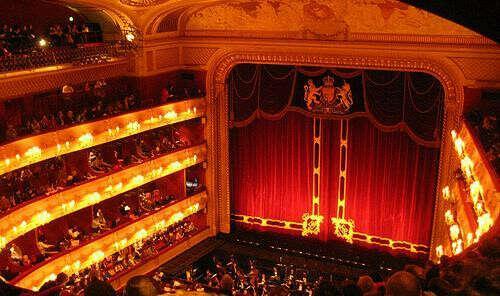 Билет в Мариинский театр