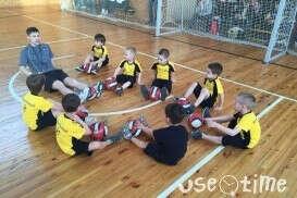 """Футбольная секция """"Baby Football"""""""