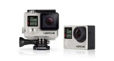 Камера GoPro HERO 4 Black Edition в интернет-магазине gopro.ru в Москве и России.