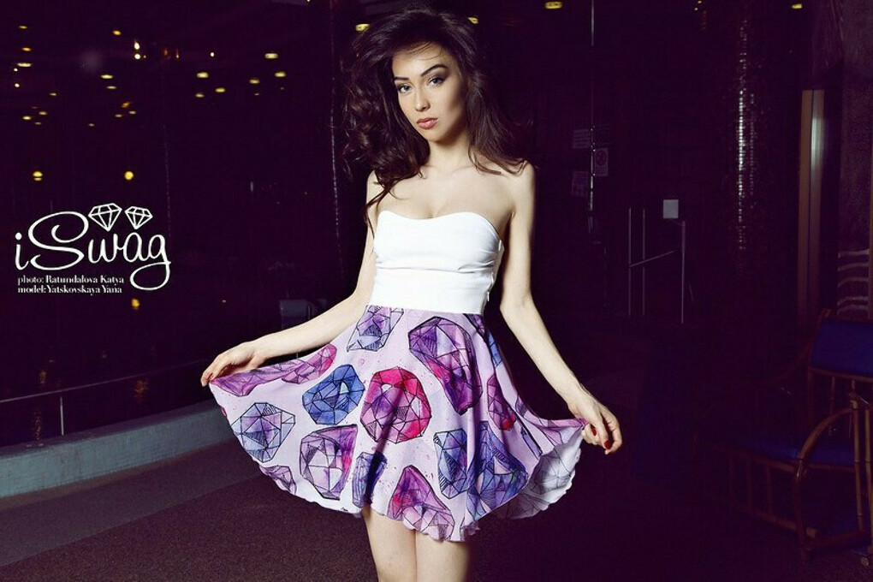 iSwag Dress Diamonds