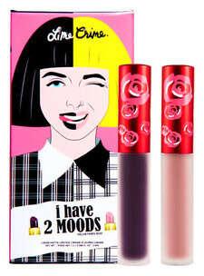 Velvetine Liquid Lipstick Duo