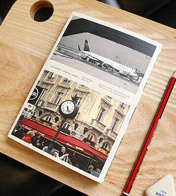 Ежедневник Parisgraphy - Airport