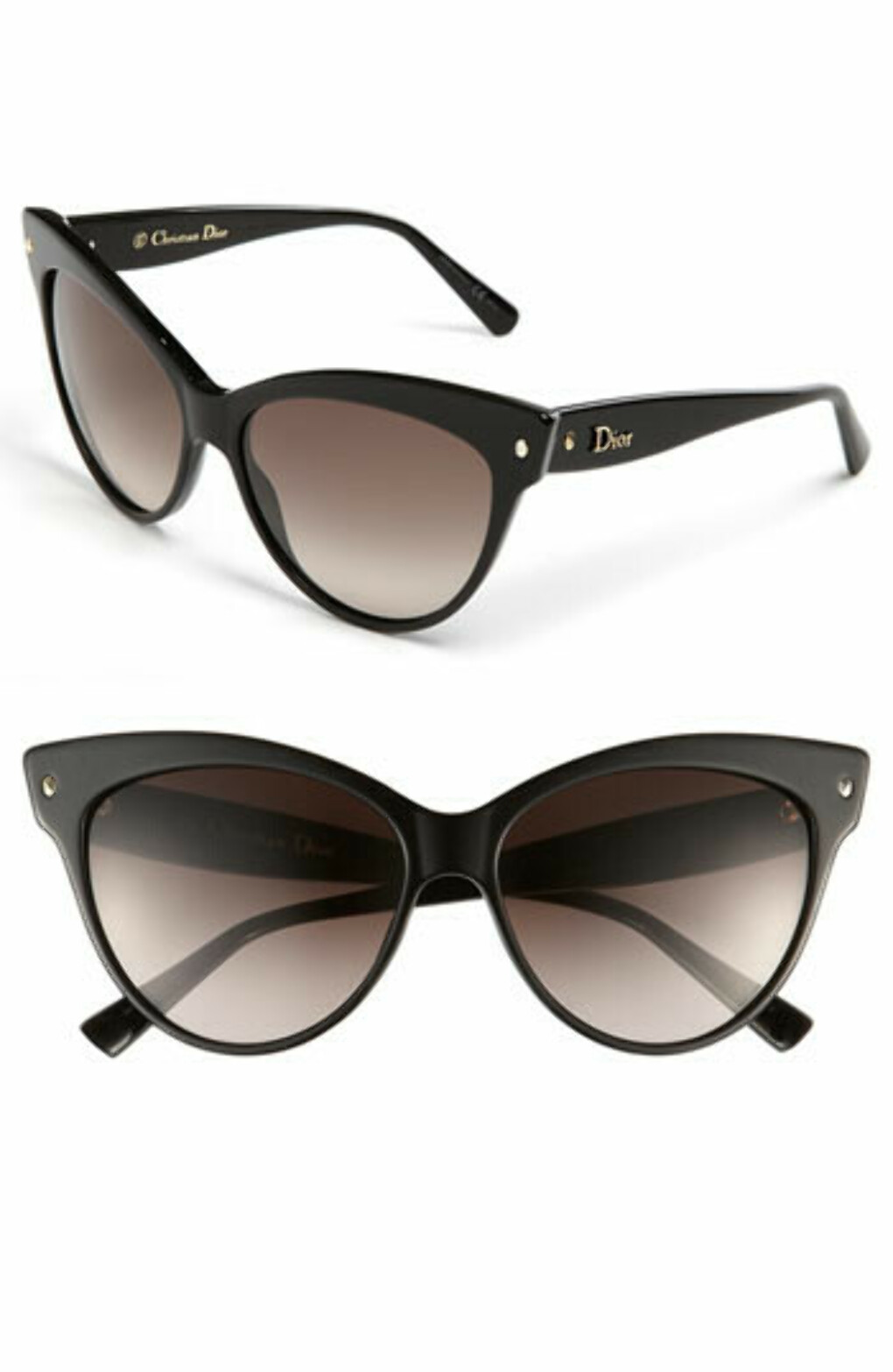 Dior 'Mohotani' 58mm Cat's Eye Sunglasses | Nordstrom