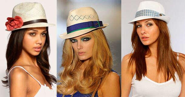 Соломенную шляпку