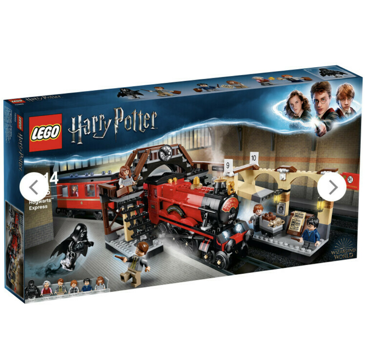 Lego Hogwarts express