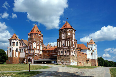 В Беларусь