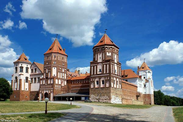 Побывать в Беларуси