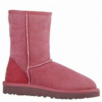 Купить Covani 0925-8 розовый зима угги жен – цены, описание, фото   Интернет магазин обуви Vrasmer.ru