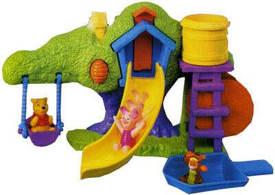 Домик Винни пуха игрушка для ванны