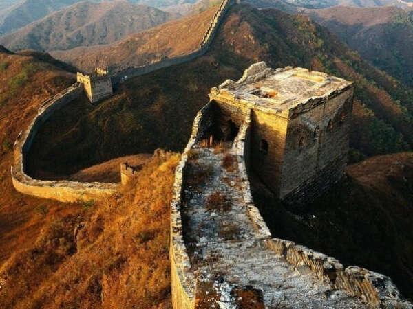 Увидеть Великую Китайскую Стену