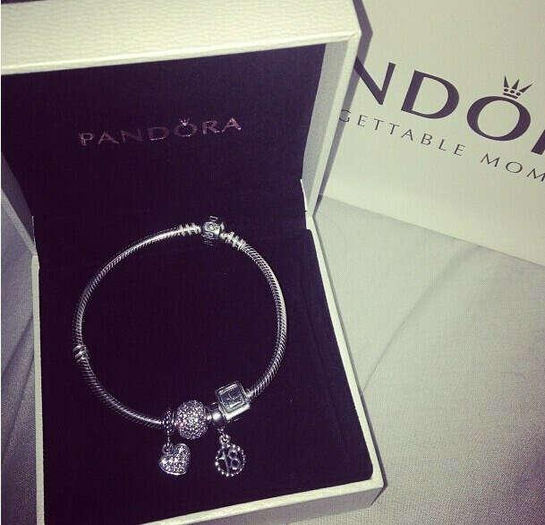 Хочу браслетик Pandora
