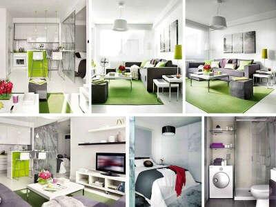 Хочу такую квартиру.