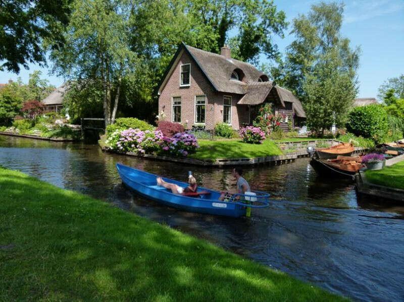 Нидерланды - Гиетурн