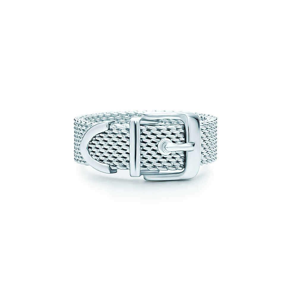Tiffany & Co. - Tiffany Somerset™:Кольцо с пряжкой