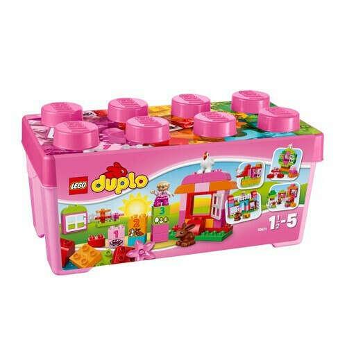LEGO Duplo 10571 Друзья Курочка И Кролик Лего