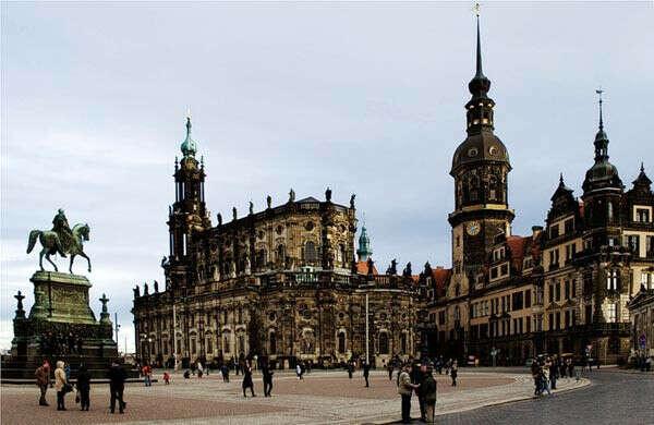 Посетить Дрезден (Германия)