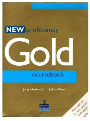 New Proficiency Gold