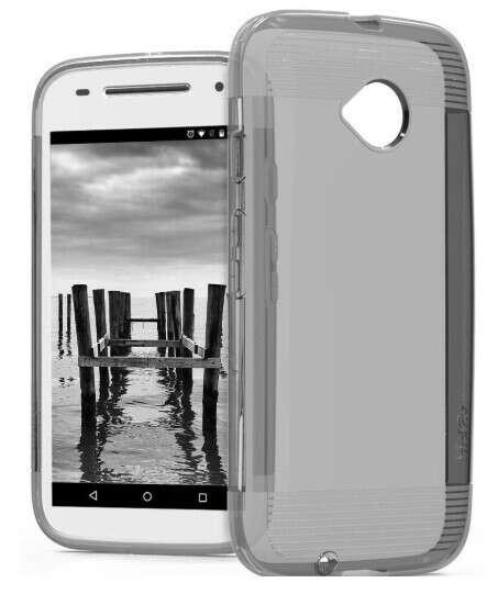 vSkin TPU Design Case for Motorola Moto E (2nd Gen)
