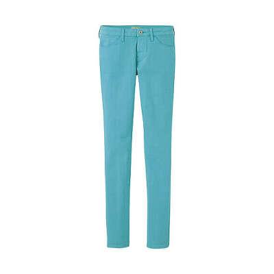 Цветные джинсы Uniqlo