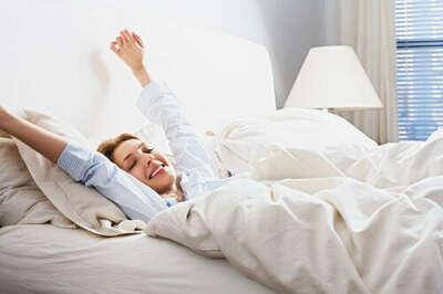 С легкостью вставать по утрам