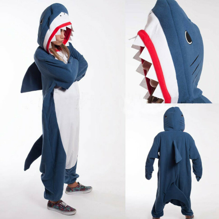 Кигуруми «Акула»